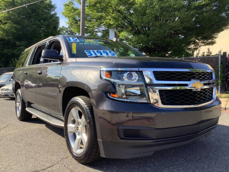 2015 Chevrolet Suburban for sale at Active Auto Sales Inc in Philadelphia PA