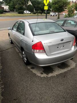 2009 Kia Spectra for sale at Mike's Auto Sales in Rochester NY