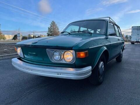 1974 Volkswagen 412 for sale at Parnell Autowerks in Bend OR