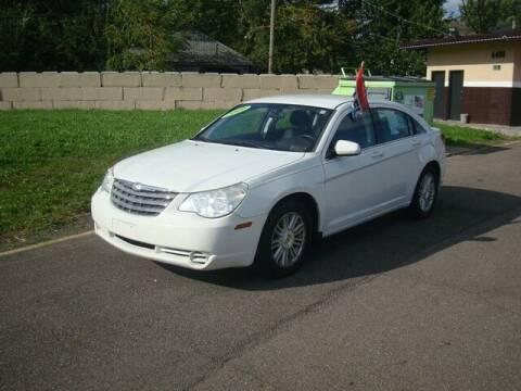 2009 Chrysler Sebring for sale at MOTORAMA INC in Detroit MI