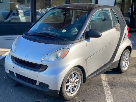 2008 Smart fortwo for sale at MAGIC AUTO SALES in Little Ferry NJ