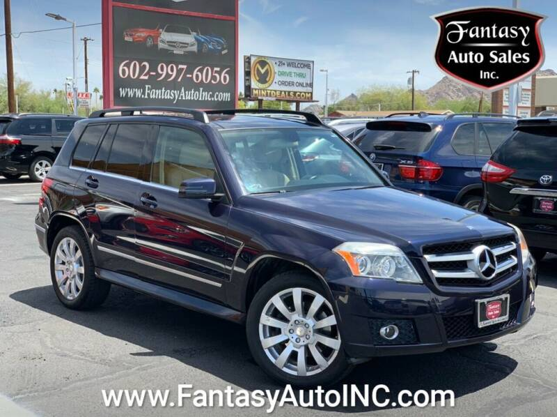 2010 Mercedes-Benz GLK for sale in Phoenix, AZ