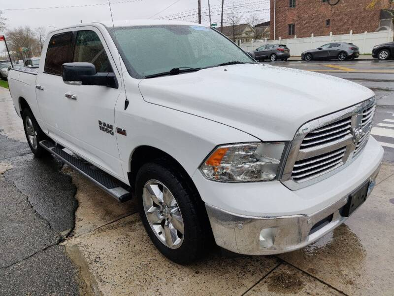 2018 RAM Ram Pickup 1500 for sale at LIBERTY AUTOLAND INC - LIBERTY AUTOLAND II INC in Queens Villiage NY