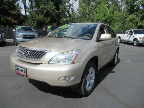 2008 Lexus RX 350 for sale at LULAY'S CAR CONNECTION in Salem OR