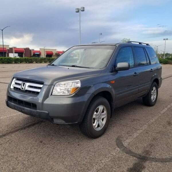 2008 Honda Pilot for sale at The Car Guy in Glendale CO