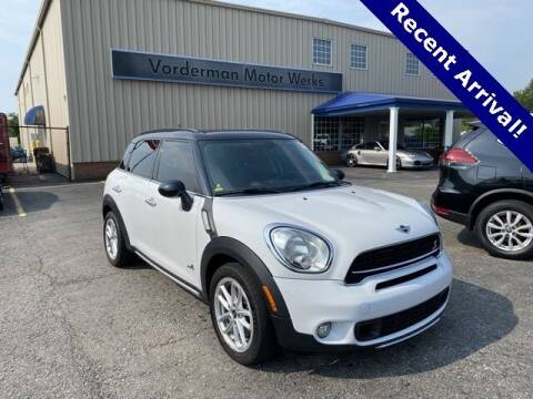 2016 MINI Countryman for sale at Vorderman Imports in Fort Wayne IN