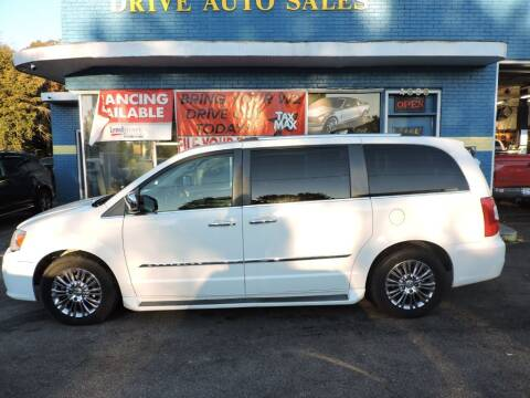 2011 Chrysler Town and Country for sale at Drive Auto Sales & Service, LLC. in North Charleston SC