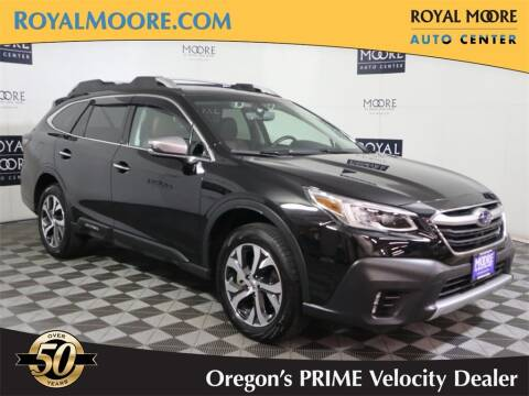 2020 Subaru Outback for sale at Royal Moore Custom Finance in Hillsboro OR