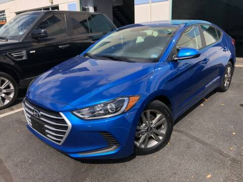 2018 Hyundai Elantra for sale at Best Auto Group in Chantilly VA