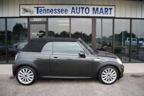 2013 MINI Convertible for sale at Tennessee Auto Mart Columbia in Columbia TN