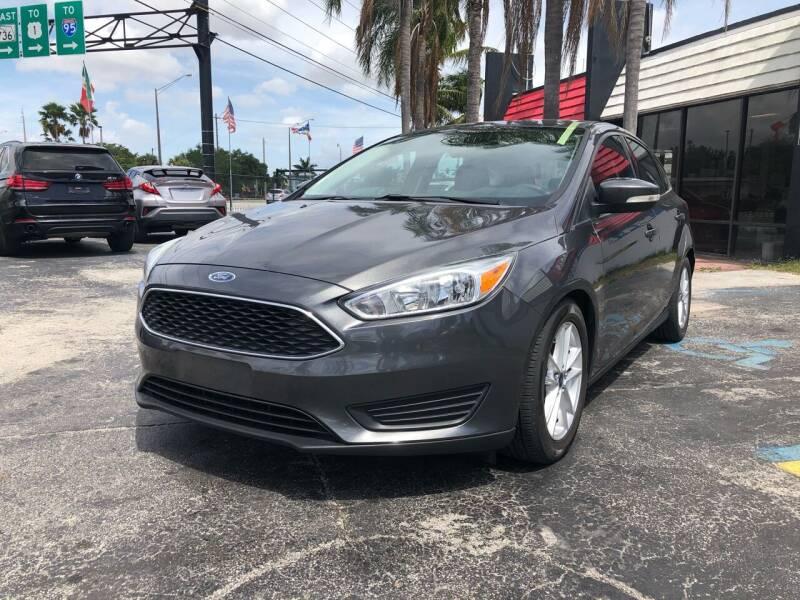 2016 Ford Focus for sale at Gtr Motors in Fort Lauderdale FL