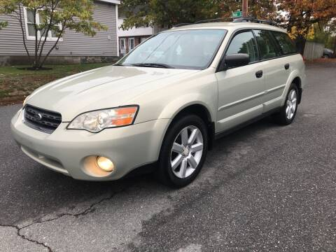 2006 Subaru Outback for sale at D'Ambroise Auto Sales in Lowell MA