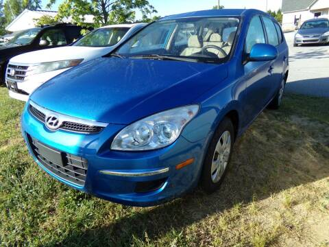 2012 Hyundai Elantra Touring for sale at Creech Auto Sales in Garner NC