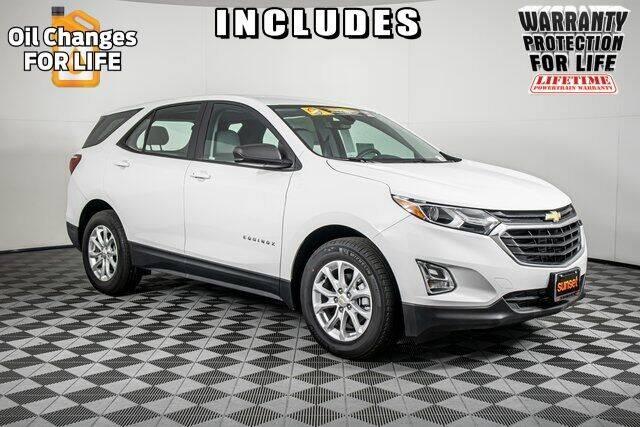 2021 Chevrolet Equinox for sale in Sumner, WA