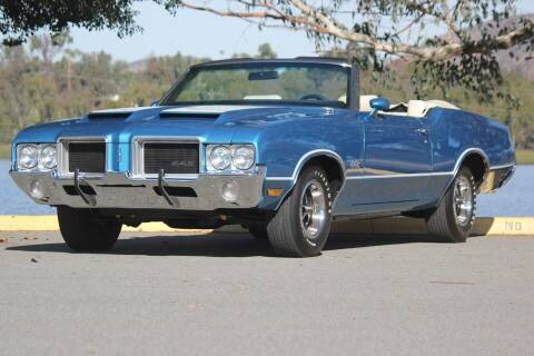 1971 Oldsmobile 442 for sale at Precious Metals in San Diego CA