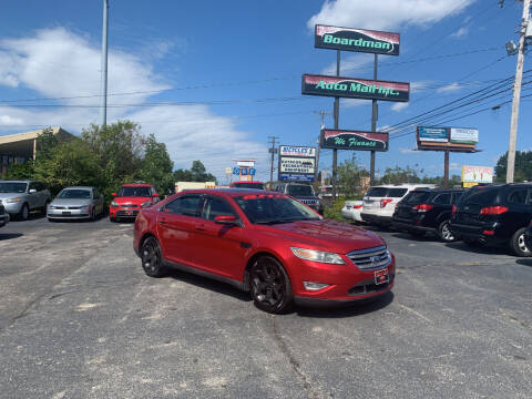 2011 Ford Taurus for sale at Boardman Auto Mall in Boardman OH