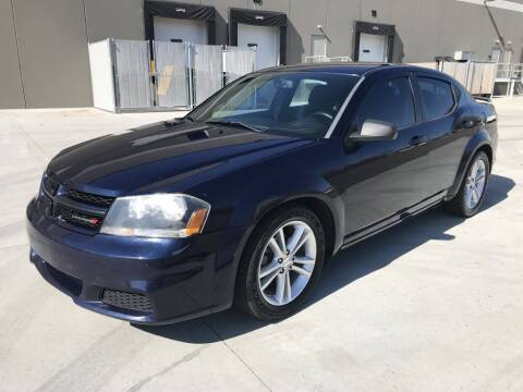 2014 Dodge Avenger for sale at Angies Auto Sales LLC in Newport MN