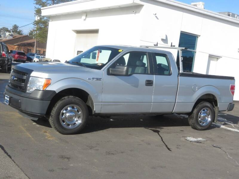 2014 Ford F-150 for sale at Price Auto Sales 2 in Concord NH