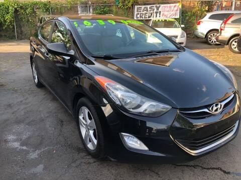 2012 Hyundai Elantra for sale at James Motor Cars in Hartford CT