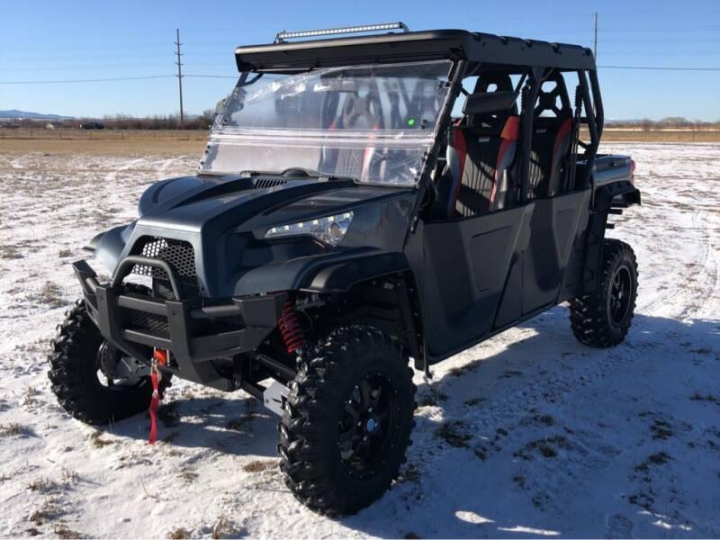 2021 Odes DOMINATOR for sale at Snyder Motors Inc in Bozeman MT