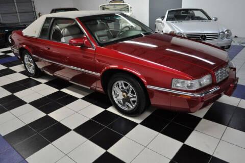 1998 Cadillac Eldorado for sale at Podium Auto Sales Inc in Pompano Beach FL