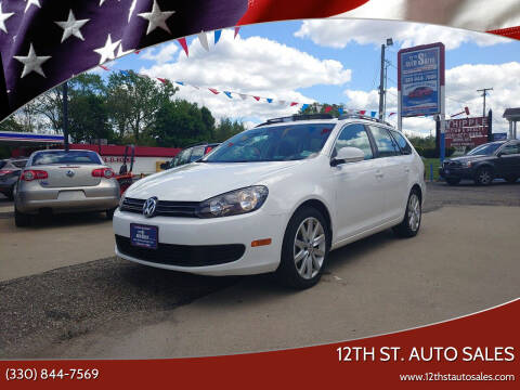 2013 Volkswagen Jetta for sale at 12th St. Auto Sales in Canton OH