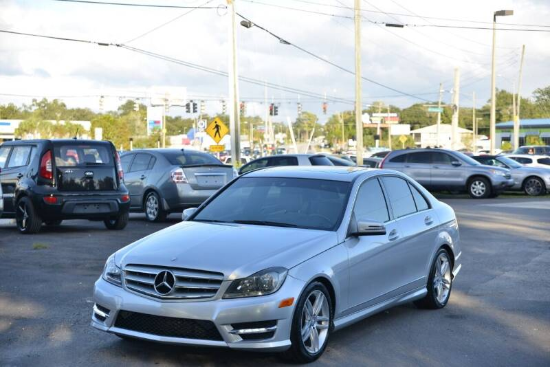 2013 Mercedes-Benz C-Class for sale at Motor Car Concepts II - Kirkman Location in Orlando FL
