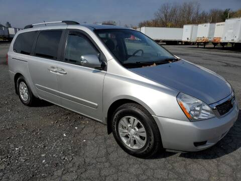 2012 Kia Sedona for sale at 518 Auto Sales in Queensbury NY