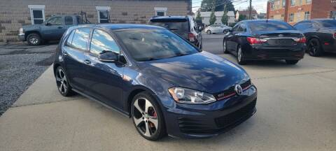 2017 Volkswagen Golf GTI for sale at Fortnas Used Cars in Jonestown PA