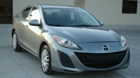 2011 Mazda MAZDA3 for sale at Red Rock Auto LLC in Oklahoma City OK