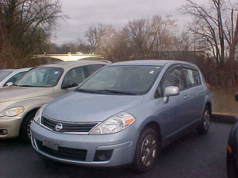 2011 Nissan Versa for sale at Bates Auto & Truck Center in Zanesville OH