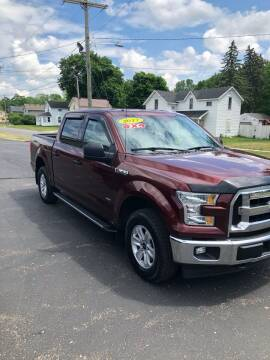2017 Ford F-150 for sale at Austin Auto in Coldwater MI