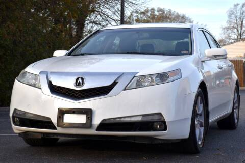 2014 Acura TL for sale at Wheel Deal Auto Sales LLC in Norfolk VA