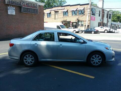 2010 Toyota Corolla for sale at Drive Deleon in Yonkers NY