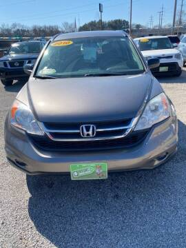 2010 Honda CR-V for sale at Wallers Auto Sales LLC in Dover OH