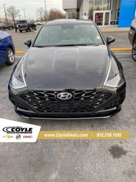 2020 Hyundai Sonata for sale at COYLE GM - COYLE NISSAN in Clarksville IN