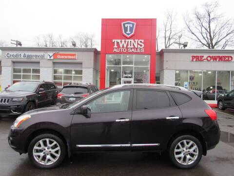 2012 Nissan Rogue for sale at Twins Auto Sales Inc in Detroit MI