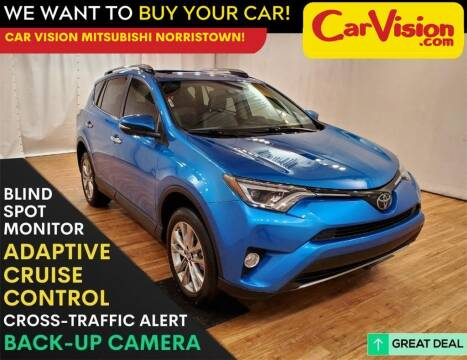 2018 Toyota RAV4 for sale at Car Vision Mitsubishi Norristown in Trooper PA