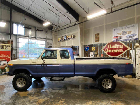 1979 Ford F-150 4X4 Super Cab Custom for sale at Cool Classic Rides in Redmond OR