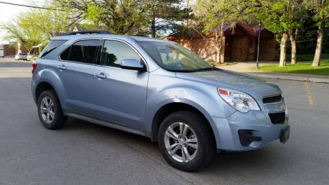 2014 Chevrolet Equinox for sale at KHAN'S AUTO LLC in Worland WY