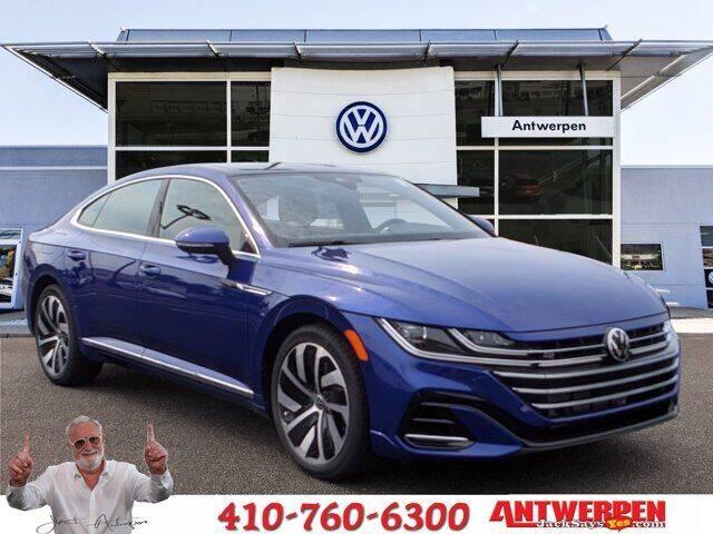 2021 Volkswagen Arteon for sale in Pasadena, MD
