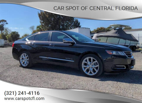 2014 Chevrolet Impala for sale at Car Spot Of Central Florida in Melbourne FL