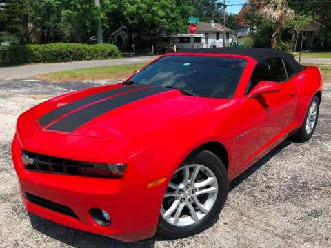 2013 Chevrolet Camaro for sale at LUXURY AUTO MALL in Tampa FL