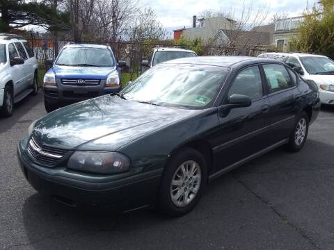2002 Chevrolet Impala for sale at Wilson Investments LLC in Ewing NJ