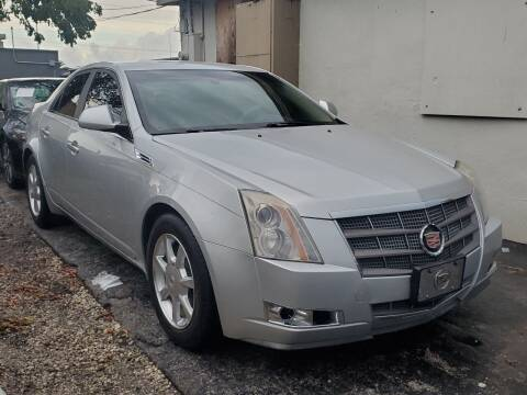 2009 Cadillac CTS for sale at All Around Automotive Inc in Hollywood FL