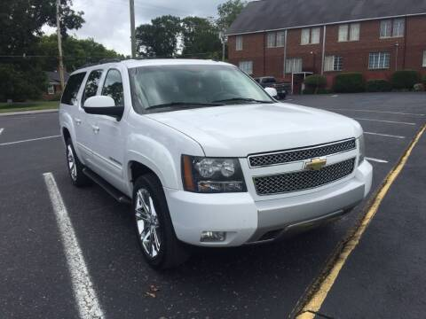 2011 Chevrolet Suburban for sale at DEALS ON WHEELS in Moulton AL