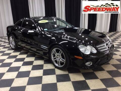 2008 Mercedes-Benz SL-Class for sale at SPEEDWAY AUTO MALL INC in Machesney Park IL