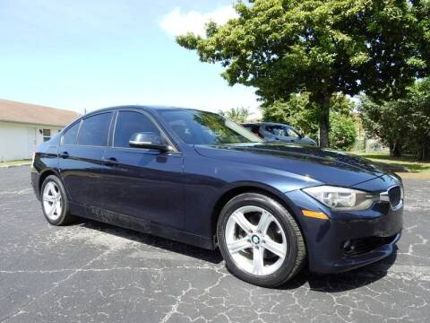 2014 BMW 3 Series for sale at SUPER DEAL MOTORS 441 in Hollywood FL