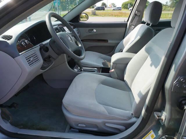 2007 Buick LaCrosse CX 4dr Sedan w/ Side Curtain Airbag Delete - Chelsea MI