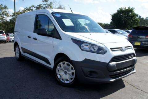 2016 Ford Transit Connect Cargo for sale at CU Carfinders in Norcross GA